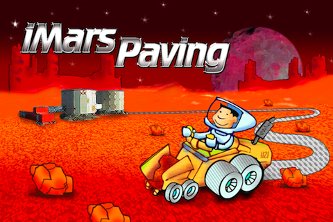 Screenshot iMars Paving
