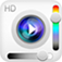 VIDEO HD+ (Video camera with saturation and light